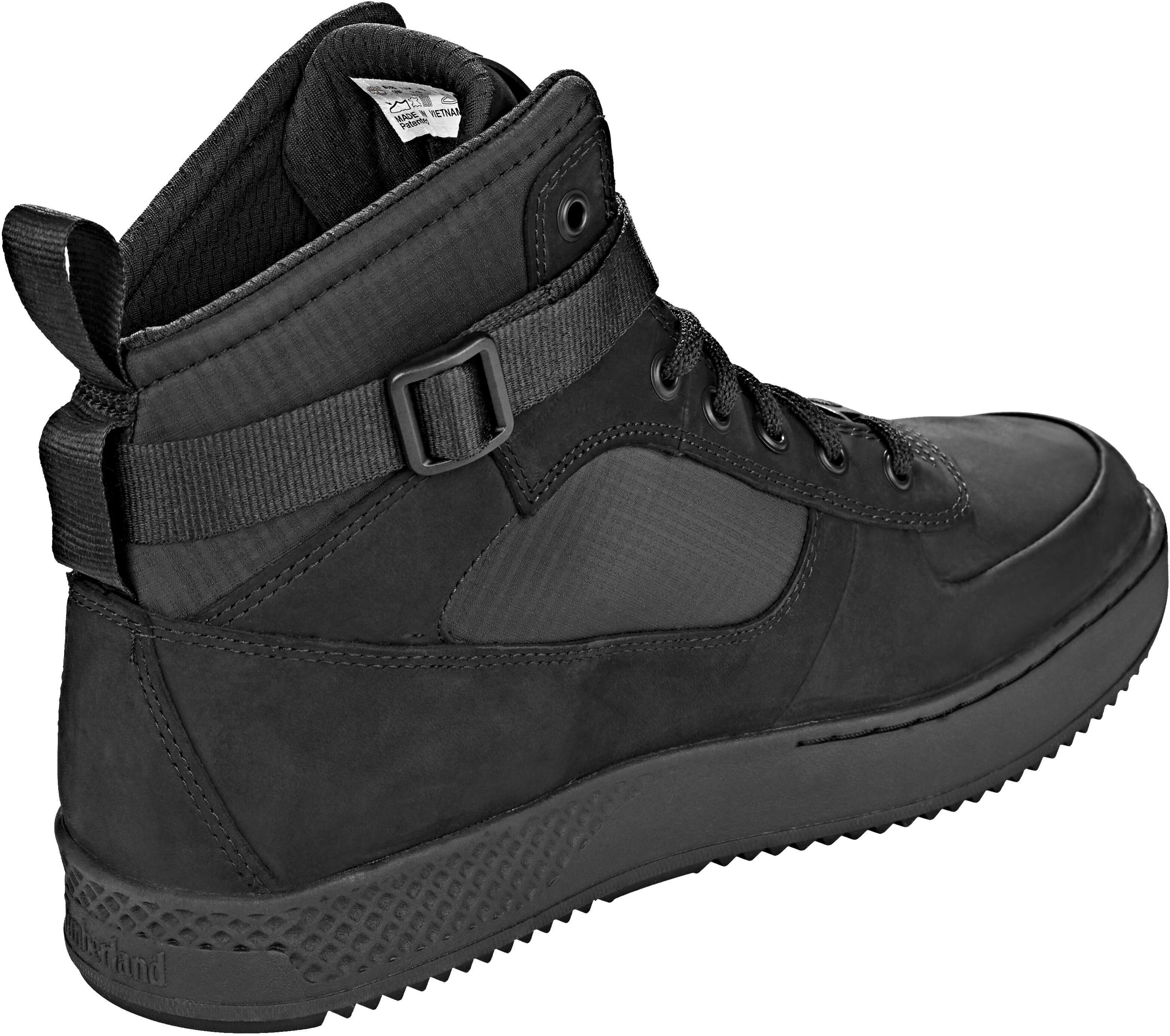 Finden Sie den niedrigsten Preis bieten Rabatte Freiraum suchen Timberland CityRoam Cupsole Chukka Shoes Men black nubuck